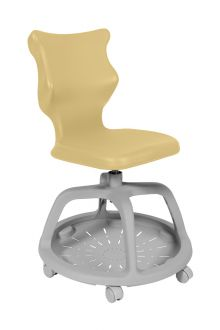 Mokyklinė kėdė Entelo Pocket