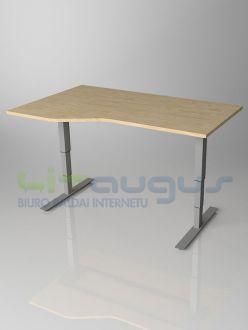 """Reguliuojamo aukščio stalas """"Go! 650 Left"""""""