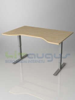 """Reguliuojamo aukščio stalas """"Go! 650 Ergo"""""""