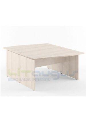 Kampinių biuro stalų XTEN komplektas 1