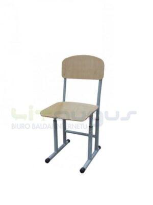 Mokyklinė reguliuojamo aukščio kėdė