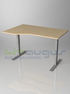 """Reguliuojamo aukščio stalas """"Go! 650 Left"""" 1"""