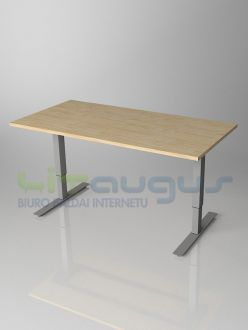 """Reguliuojamo aukščio stalas """"Go! 500"""" 1"""