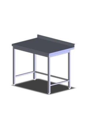 Nerūdijančio plieno stalas 1