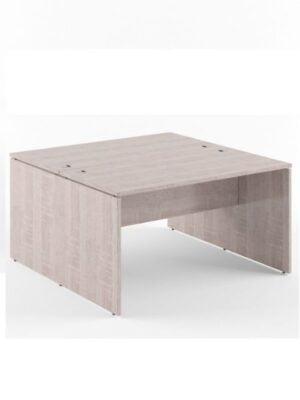 Tiesių biuro stalų XTEN komplektas 1
